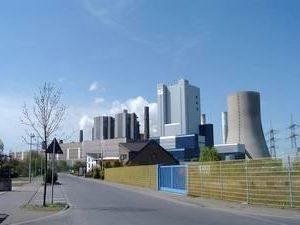 Kraftwerk Niederaußem