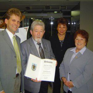 Ehrenbürger Peter Giesen