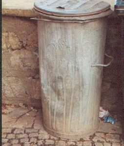 Gegen Erhöhung der Müllgebühren