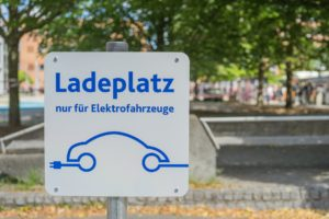 E-Ladestationen